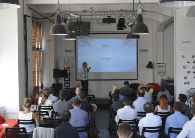 FinTech konference