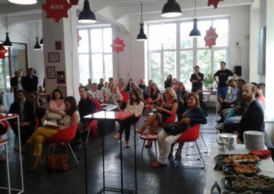 Kickoff Laboratoře Nadace Vodafone