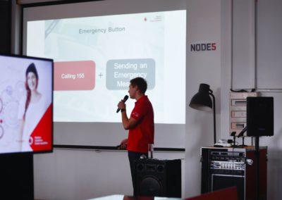 Laboratoř Nadace Vodafone: Inspirace, Inovace