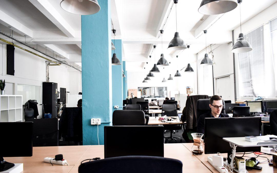 Co to je coworking a jak funguje Node5?
